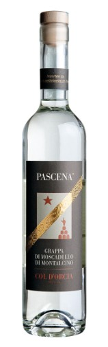 Grappa di Moscadello Pascena